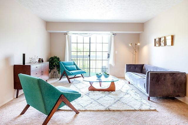 Fairfax Apartments - Lansing, MI, 831 Brookside Drive